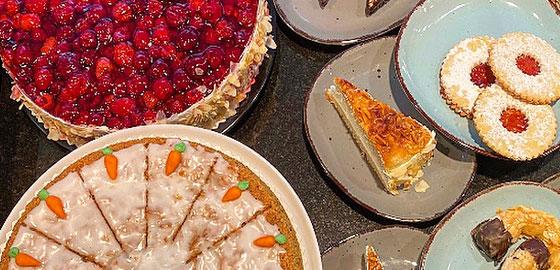 Kaffee & Kuchen in Erlangen